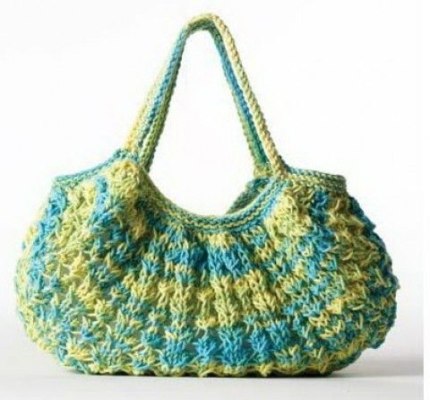 1000+ ideas about Crochet Hobo Bag on Pinterest Crochet ...