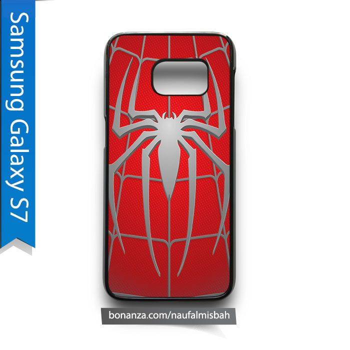 Spiderman Samsung Galaxy S7 Case Cover