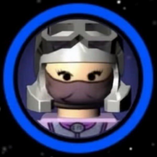 Zam Wesell Lego Star Wars Icon Lego Star Wars Icons In 2020 Lego Star Wars Star Wars Icons Lego Star