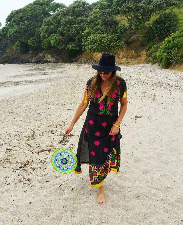 Crochet Hoop Mandala