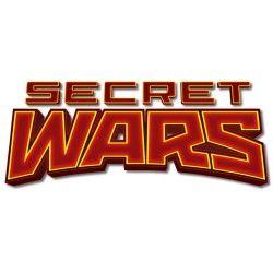 SECRET WARS COFFRET 5