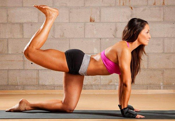 The 12 Best Butt Exercises To Firm Up And Round Your Backside Into Bubble Butt Form — Lean It UP Fitness