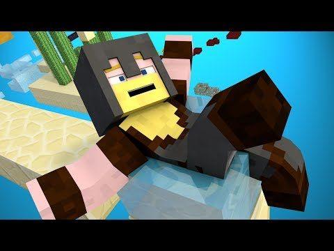 Water Parkour [Minecraft Animation Cartoon] - YouTube