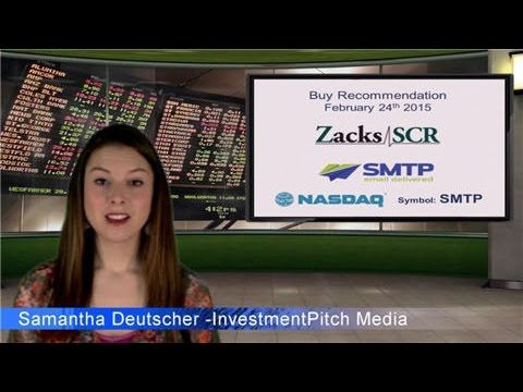 Zacks Small-Cap Research - Updated Coverage - SMTP Inc. (NASDAQ: SMTP)