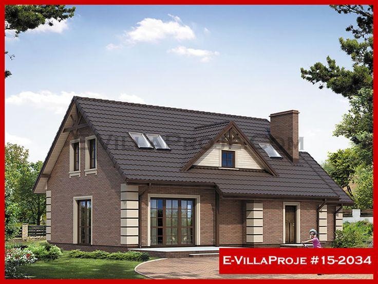 Ev Villa Proje #15 – 2034