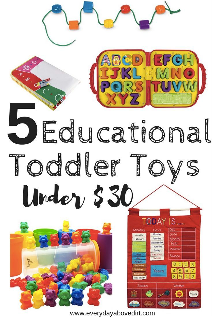 Educational Toddler Gifts