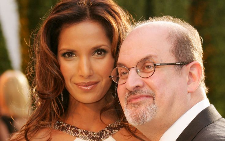 Ex wife lifts lid on her marriage to Salman Rushdie...