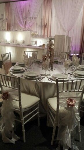 Imperio Royal Banquet room.