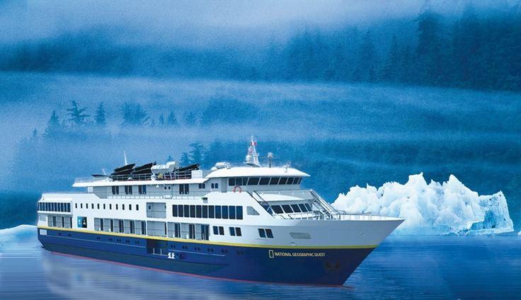 Lindblad Expeditions: nel 2018 il debutto di National Geographic Venture | Dream Blog Cruise Magazine