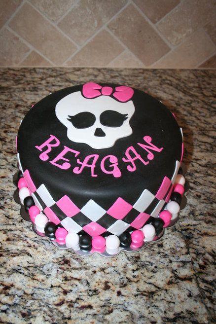 monster high cakes | Monster High cake - by BayberryCakes @ CakesDecor.com - cake ...
