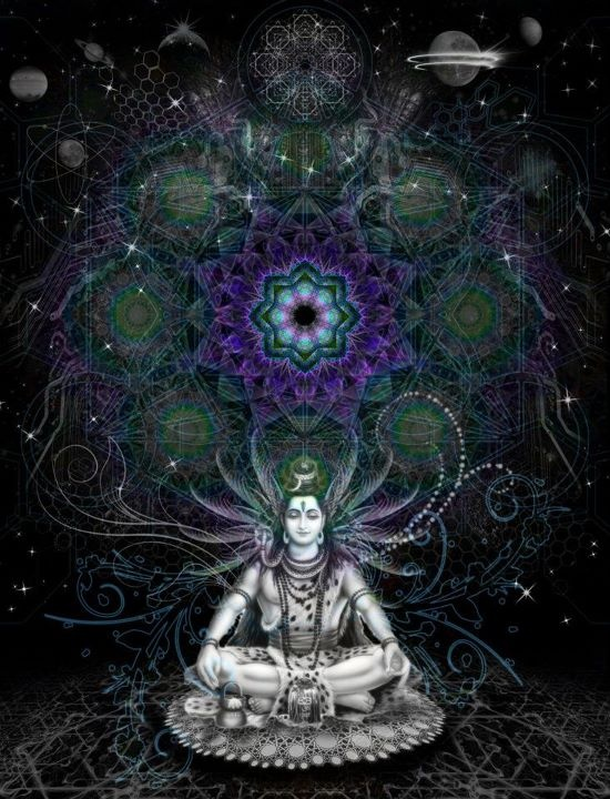 shiva space | Psychedelic,trippy,transcendental ...