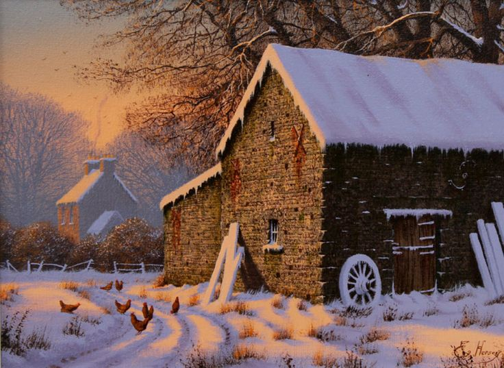 Afternoon Sunlight by Edward Hersey