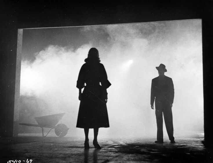 Adventures in Vertigo: Film Noir, Part One
