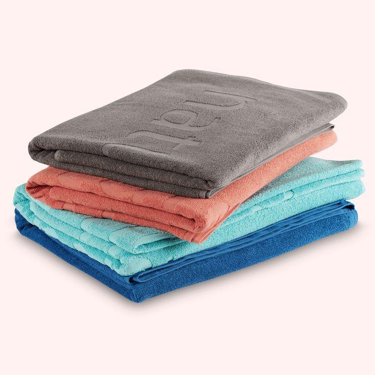 coco-mat beach towels, 100% cotton