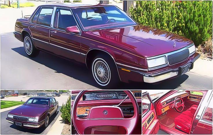 1990 Buick LeSabre Limited Sedan Buick lesabre, Buick