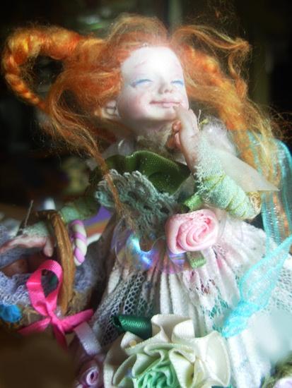 Pippi Longstockings Doll