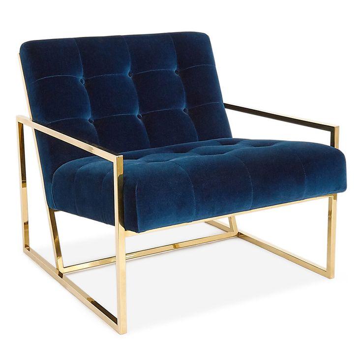 Jonathan Adler Goldfinger Chair $1950