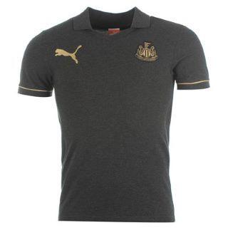 Puma Newcastle United Polo Shirt Mens - NUFC Direct