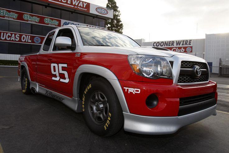 2011 Toyota Tacoma X-Runner RTR