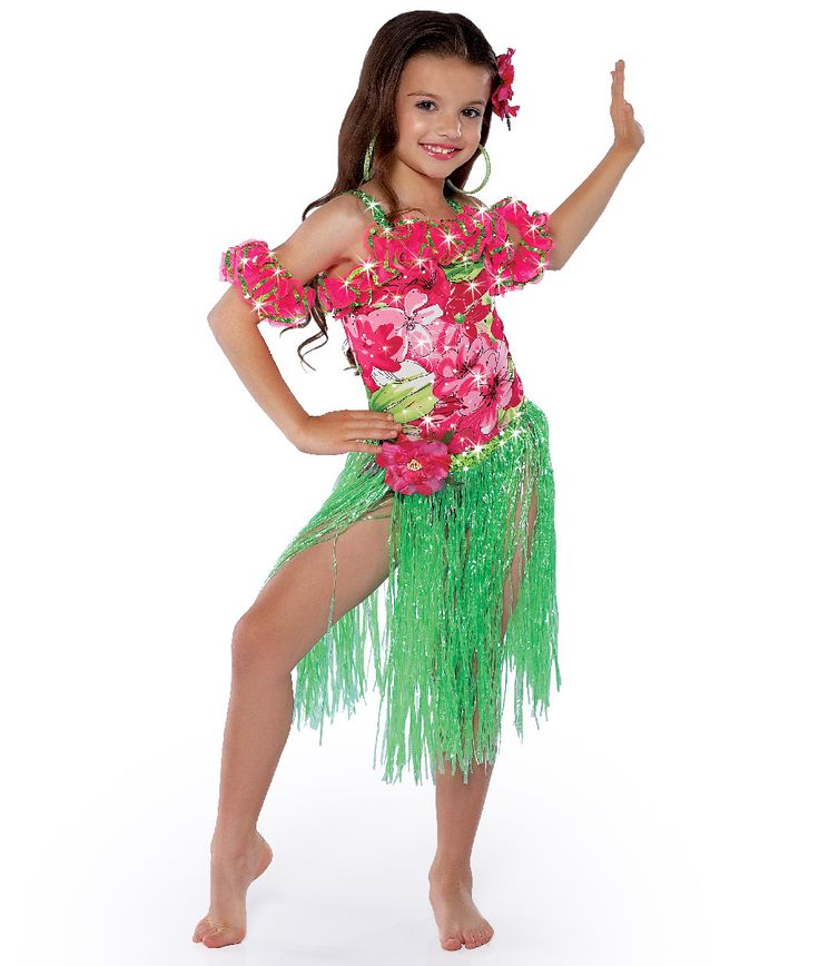 10151 - Hula Cutie by A Wish Come True | 2016 Character ...