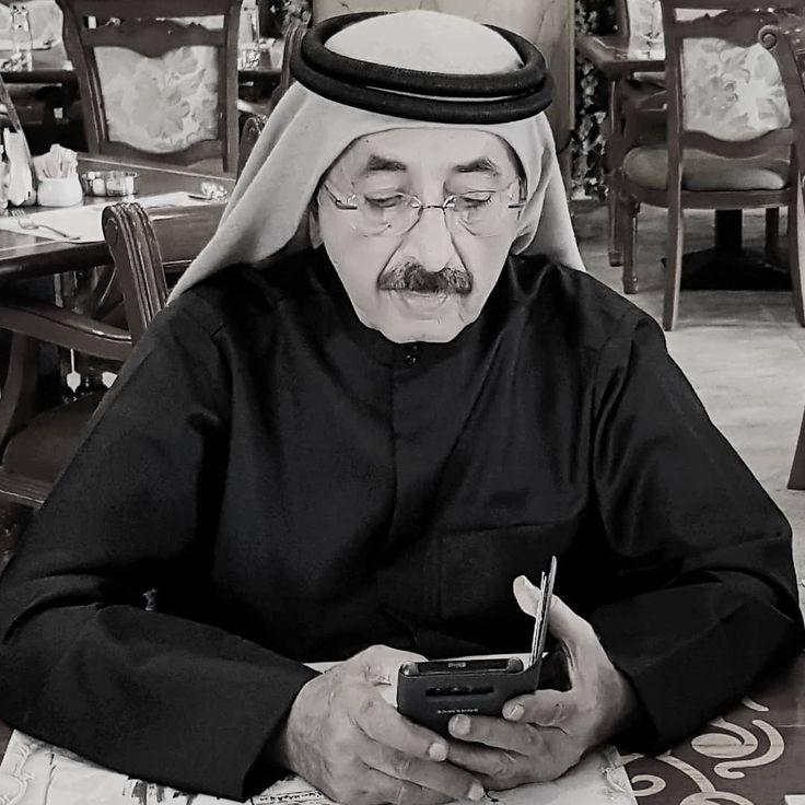 Hasher bin Maktoum bin Juma Al Maktoum. Vía: hasherfans