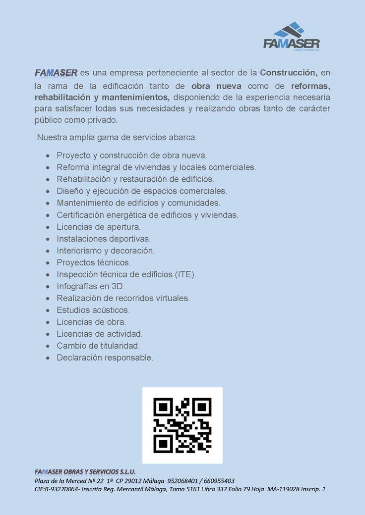 DOSIER DE EMPRESA 2 http://famaser.com/ http://famaser.com/la-empresa-reformas/ http://famaser.com/servicios-presupuesto/ http://famaser.com/proyectos-realizados-reforma/ http://famaser.com/blog-presupuesto-reforma-malaga/ http://famaser.com/ofertas-presupuesto-reformas/ http://famaser.com/pide-presupuesto/ http://famaser.com/contacto-empresa-de-reformas-en-marbella/