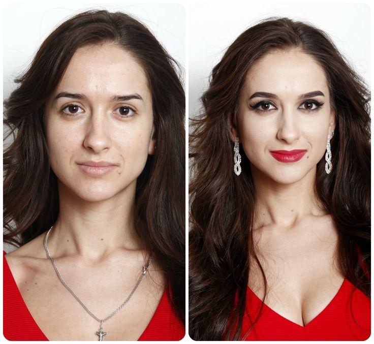 Главное для меня - создание красивого лица, а не макияжа!  Выполняя макияж, я учитываю ваши особенности, чтобы он был выигрышным именно для вас, подчеркивал вашу индивидуальность и достоинства, удачно дополнял ваш образ!  #hheeled #beautyblog #makeup #mua #макияж #визаж #boykobeautyschool #художникпомакияжу #визажисткиев #визажист #визажкиев #макияжкиев #katerina_trukhanova