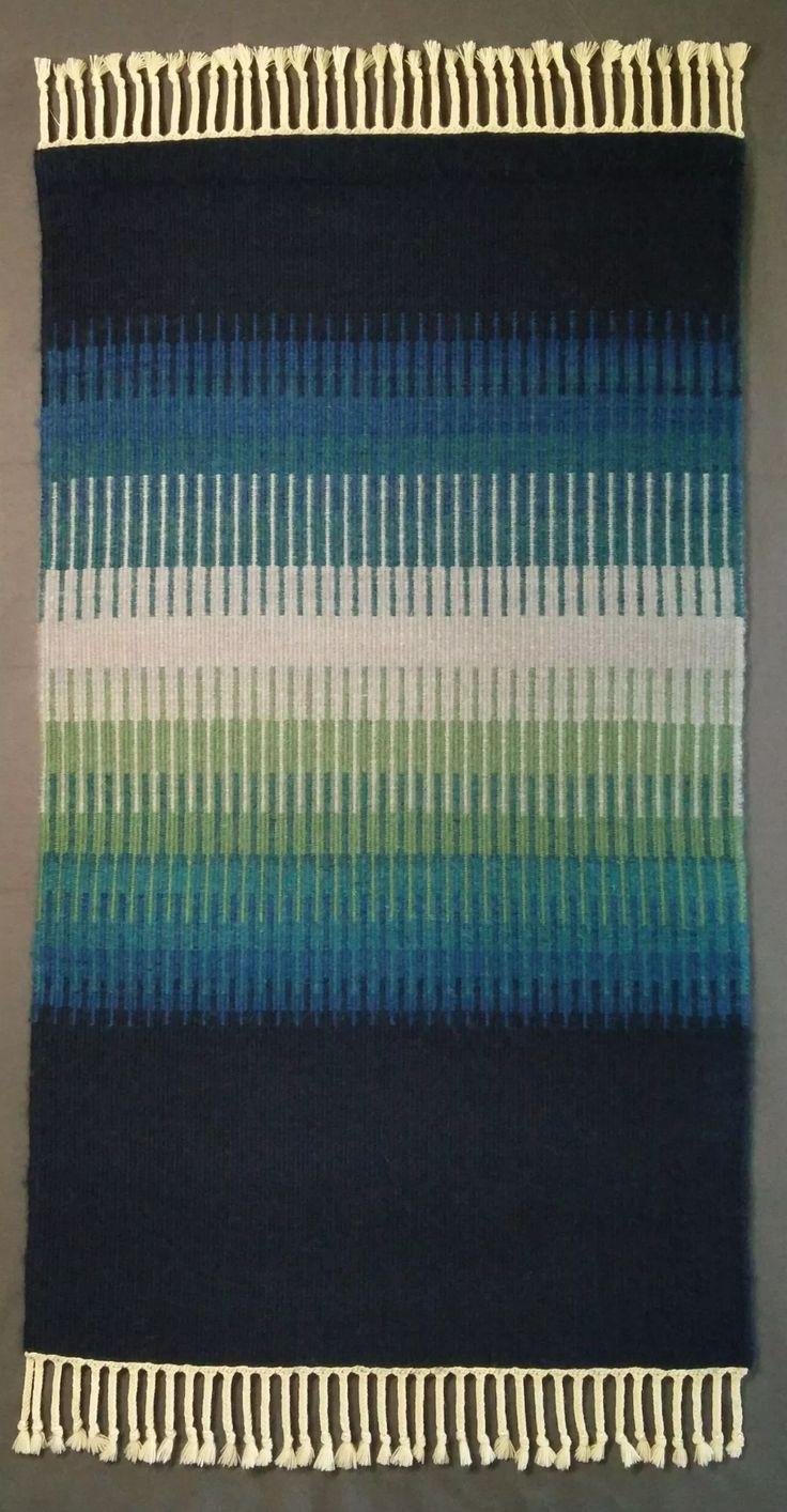 krokbragd | Scandinavian Weavers Study Group
