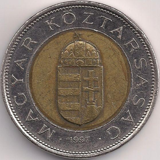 Motivseite: Münze-Europa-Mitteleuropa-Ungarn-Forint-100.00-1996-2011