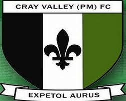 CRAY WALLEY PAPER MILLS   FC   - ELTHAM  - london borough of GREENWICH-