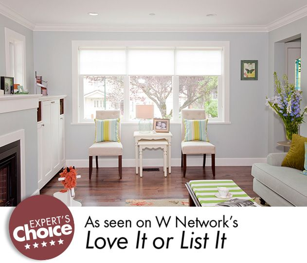 Budget Blinds Love It Or List It