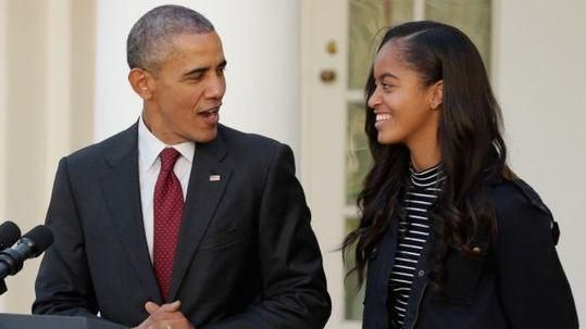 Malia Obama daughter of Barack Obama will take a gap of one year after graduating high school in June before attending Harvard University,
