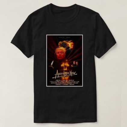 Trump nuclear apocalypse T-Shirt  $29.10  by ENDuran  - cyo customize personalize unique diy
