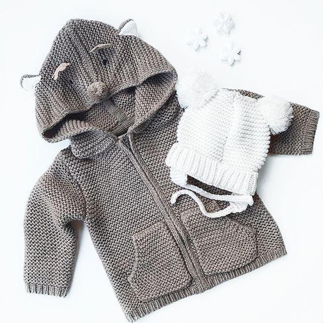 ⭐️New in⭐️ Zara Kids har så sykt mye fint i den nye kolleksjonen! Falt helt for denne Rudolf genseren og pompom-lua 👆🏻✨👌🏼 #newin #zarakids #zara #inlove #rudolph #cute #kids