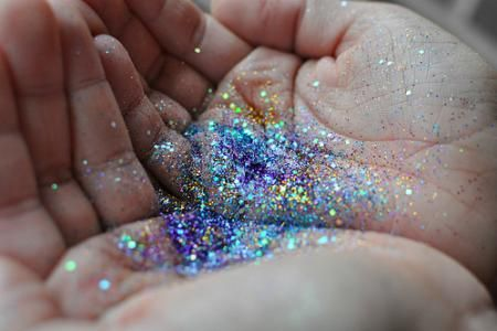 Make a WishFairies Dust, Nails Trends, Inspiration, Beautiful Nails, Hands, Blue, Pretty Things, Sparkle, Glitter