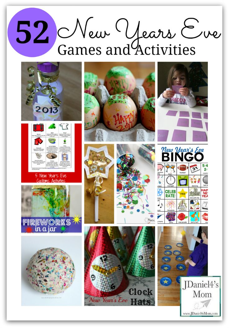 17 Best images about New Year Celebration Activity Ideas ...