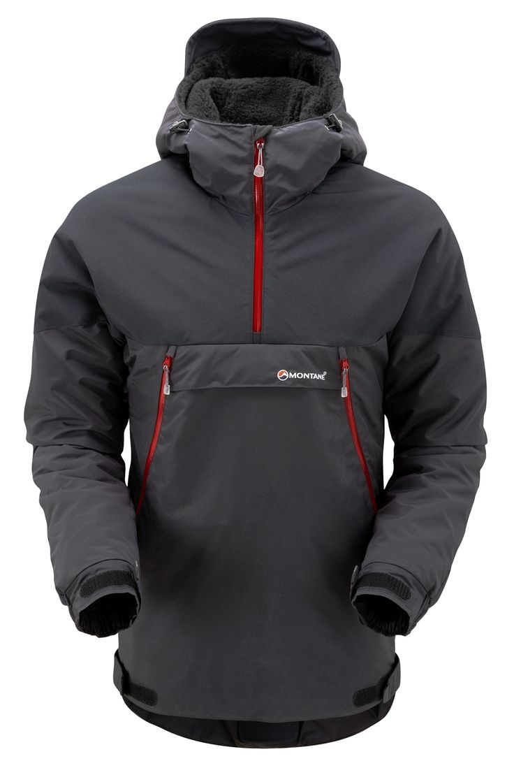 Montane® Resolute Smock. Improved and updated extreme smock. My next purchase!