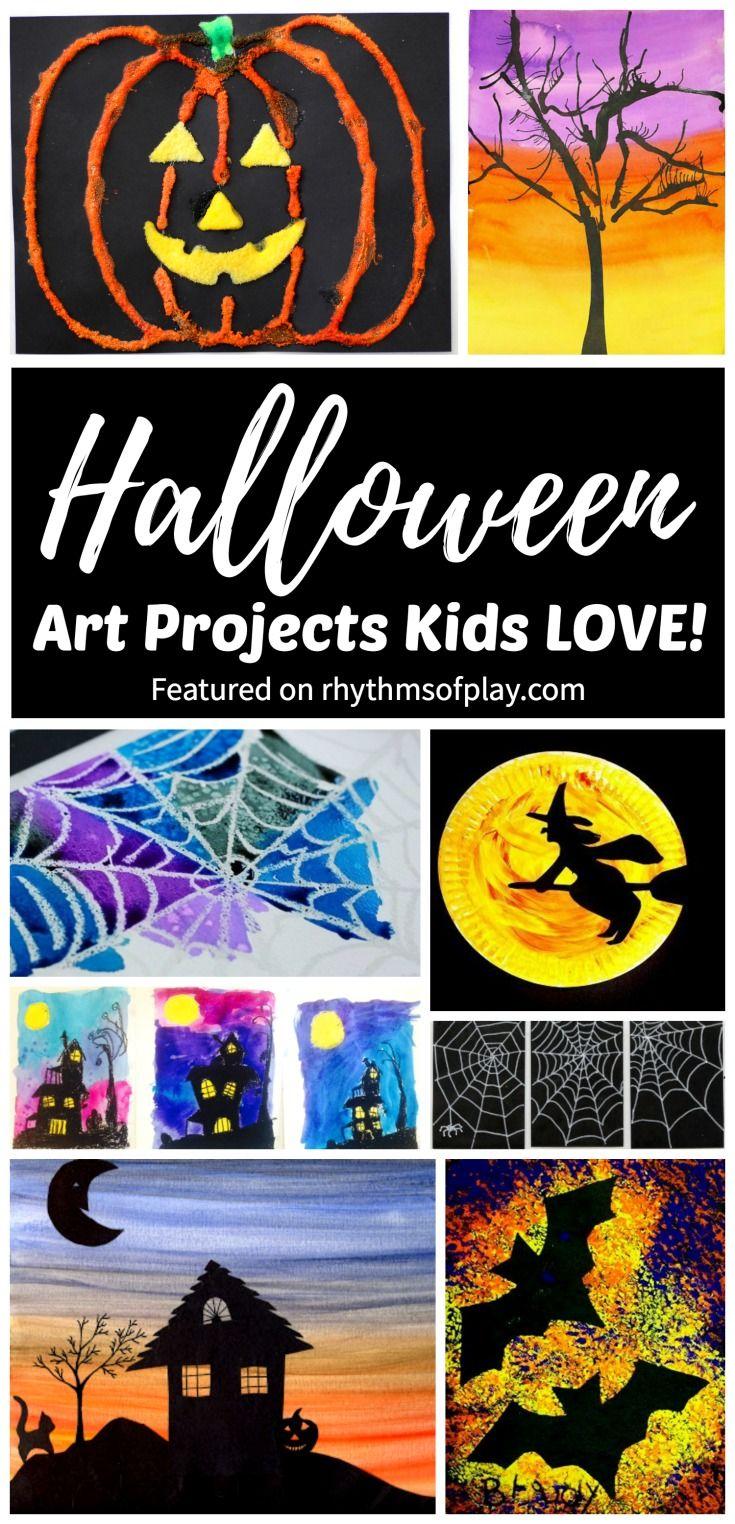 best 25 halloween art projects ideas on pinterest halloween