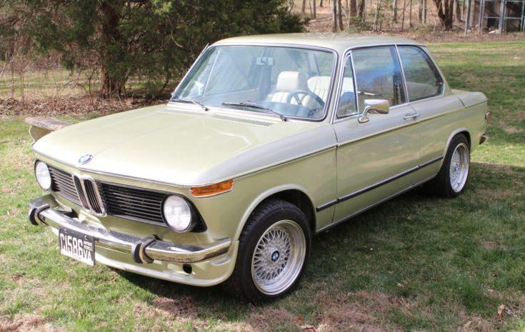 1974 BMW 2002tii 5-Gang