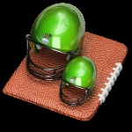 3D football Icon Set [5 PNG File] - American football, amerikan futbolu, DUNYA, earth, Earth's football equipment, football, futbol