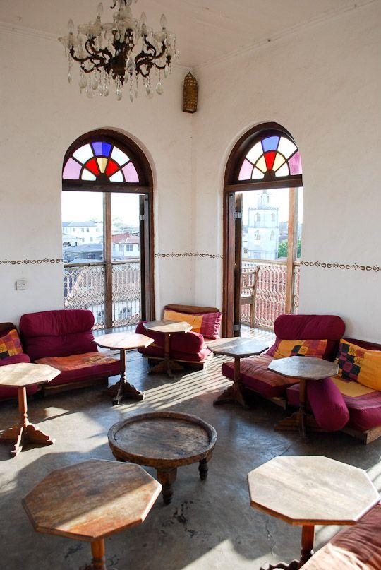 Zanzibar Coffee House // Zanzibar hotel