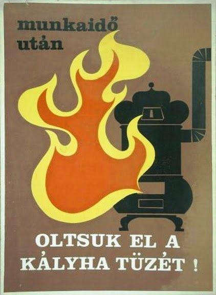 Figyelmeztető 1960-as évek