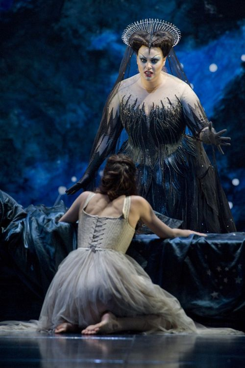 The Queen of the Night (Magic Flute)
