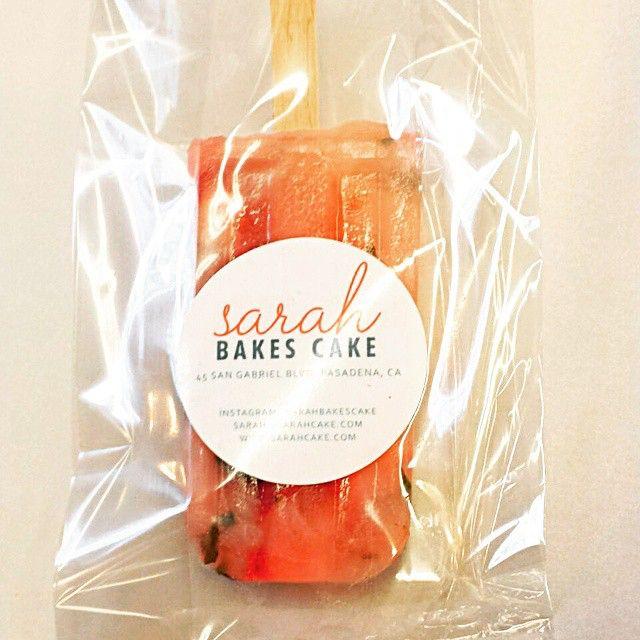 Popsicle packaging idea