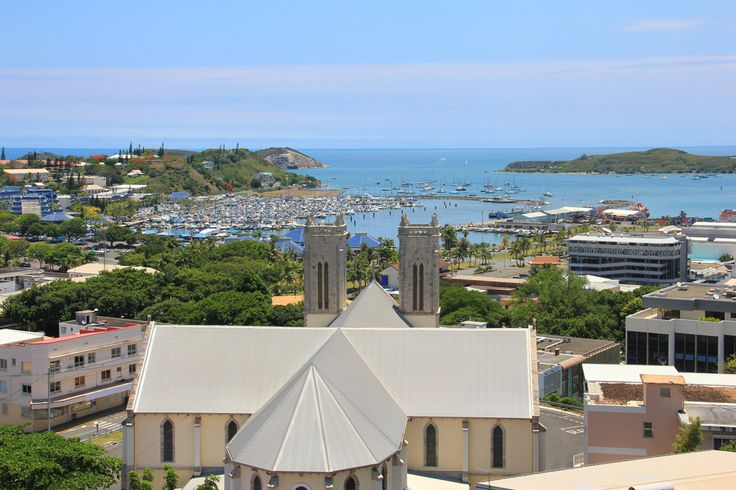 Next stop, Noumea. Noumea is the capital city of the French special collectivity of New Caledonia. It is situated on a peninsula in the south of New Caledonia's main island.