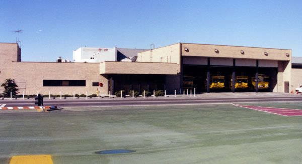 LAFD Station 80 - LAX | Fire Stations | Fire apparatus, Fire