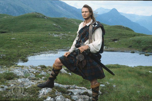 Rob Roy in the Highlands