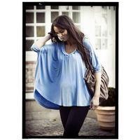 Naomi tunic- Powder blue
