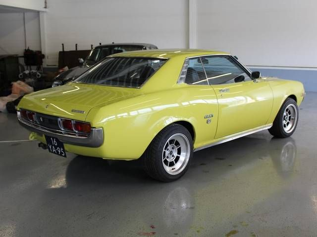 1973 toyota celica 1 6 st autos 1970 to 1979 pinterest toyota toyota celica and classic cars. Black Bedroom Furniture Sets. Home Design Ideas