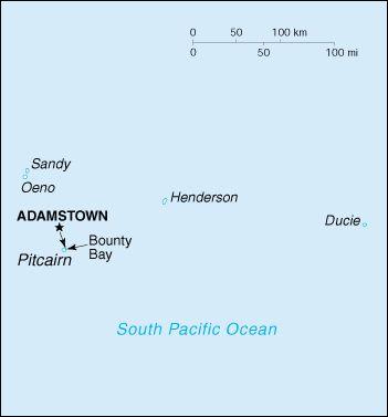 Islas Pitcairn. ◆Islas Pitcairn - Wikipedia http://es.wikipedia.org/wiki/Islas_Pitcairn #Pitcairn_Islands